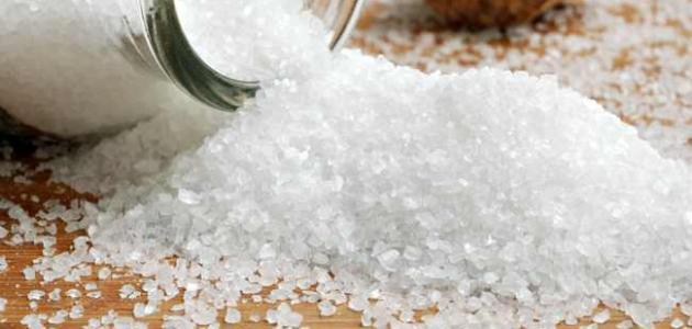 فوائد الملح الخشن للبيت