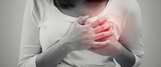 اعراض مرض القلب عند الشباب