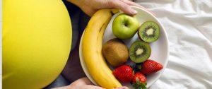 نظام غذائي صحي للحامل