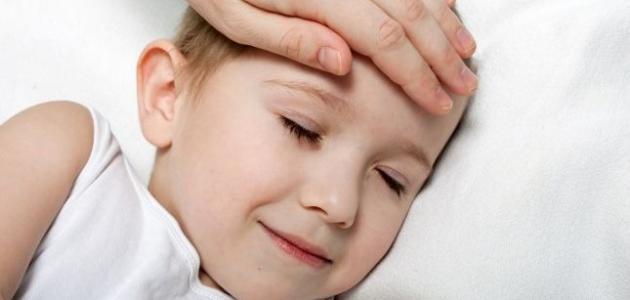 اسباب ارتفاع درجة الحرارة عند الاطفال