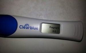تحليل الحمل الرقمي في الأسبوع الثاني