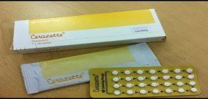 حبوب منع الحمل سيرازيت