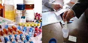 الأدوية التي تظهر في تحليل المخدرات